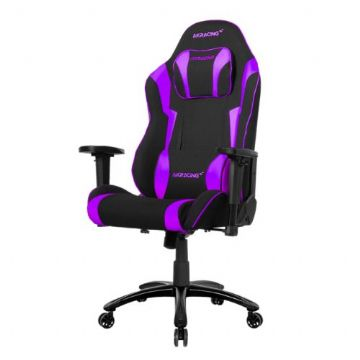 AKRacing Core Series EX-Wide Gaming Chair, Black/Indigo